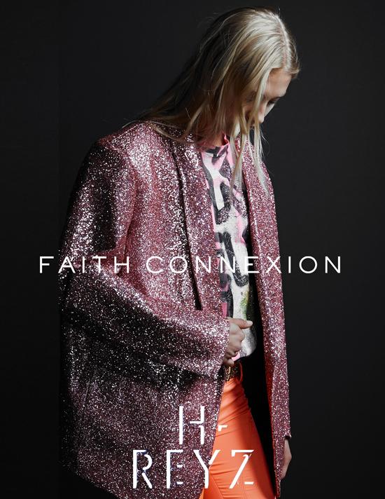FAITH CONNEXION X H-REYZ