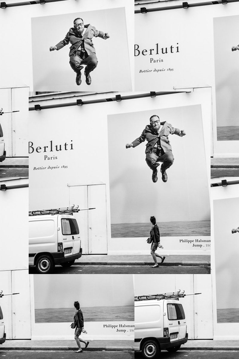 BERLUTI . Opening corner